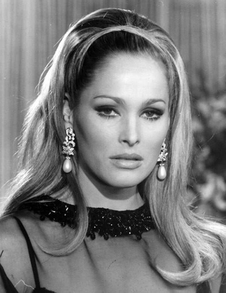 Ursula Andress Bond Girl Inspired Makeup recommendations