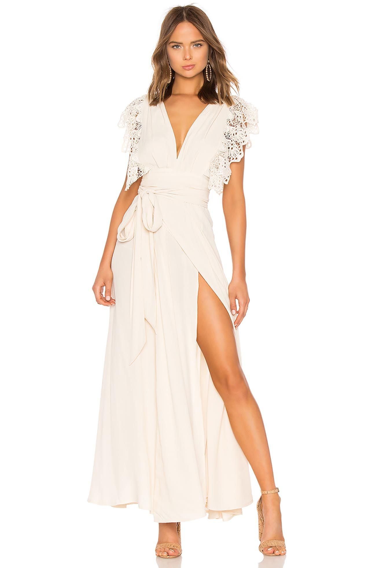 Surf Sand 14 Wedding Dresses For Your Laid Back Beach Wedding