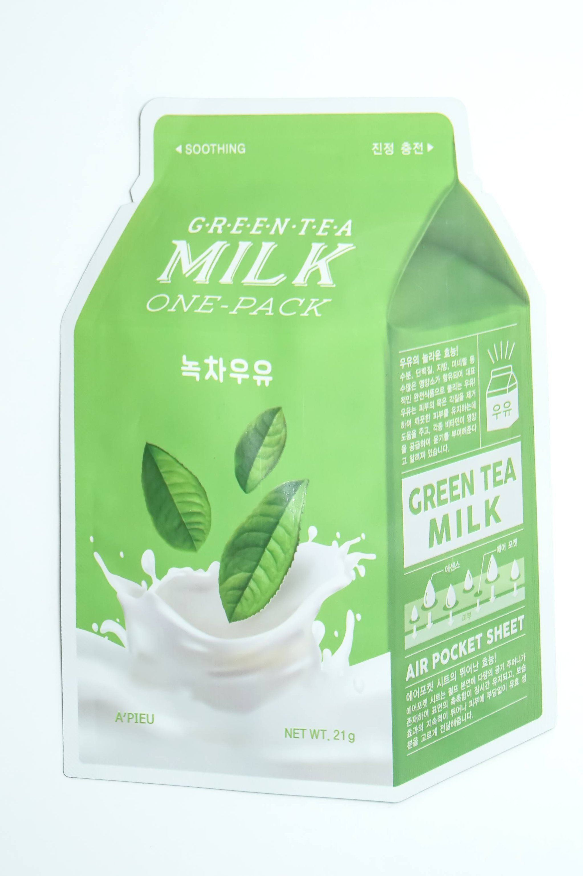 240df21da170 Milk One Pack - Green Tea (Soothing) | Bodycare, makeup, nails ...