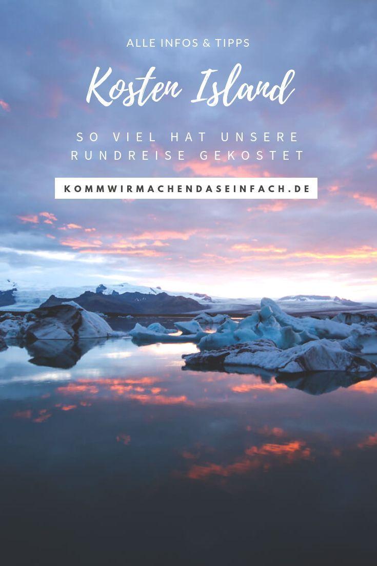 Kosten in Island – Wie viel kostet eine Reise nach Island?