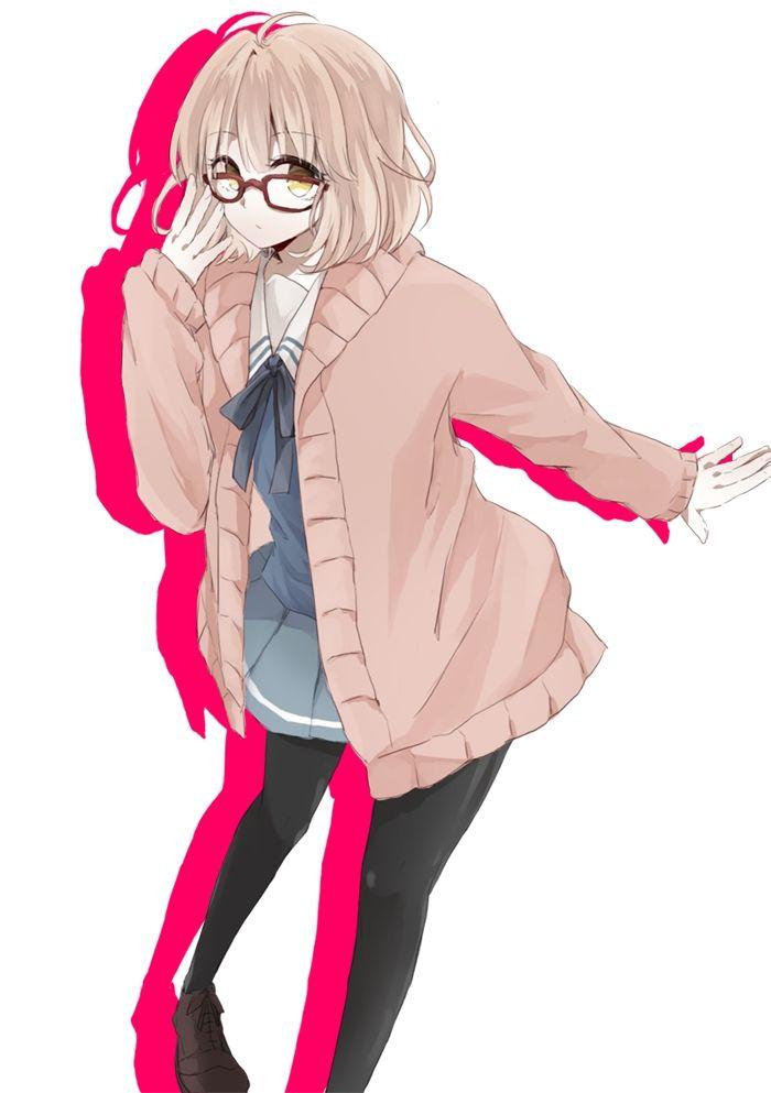 Kuriyama Mirai   Kyoukai no Kanata