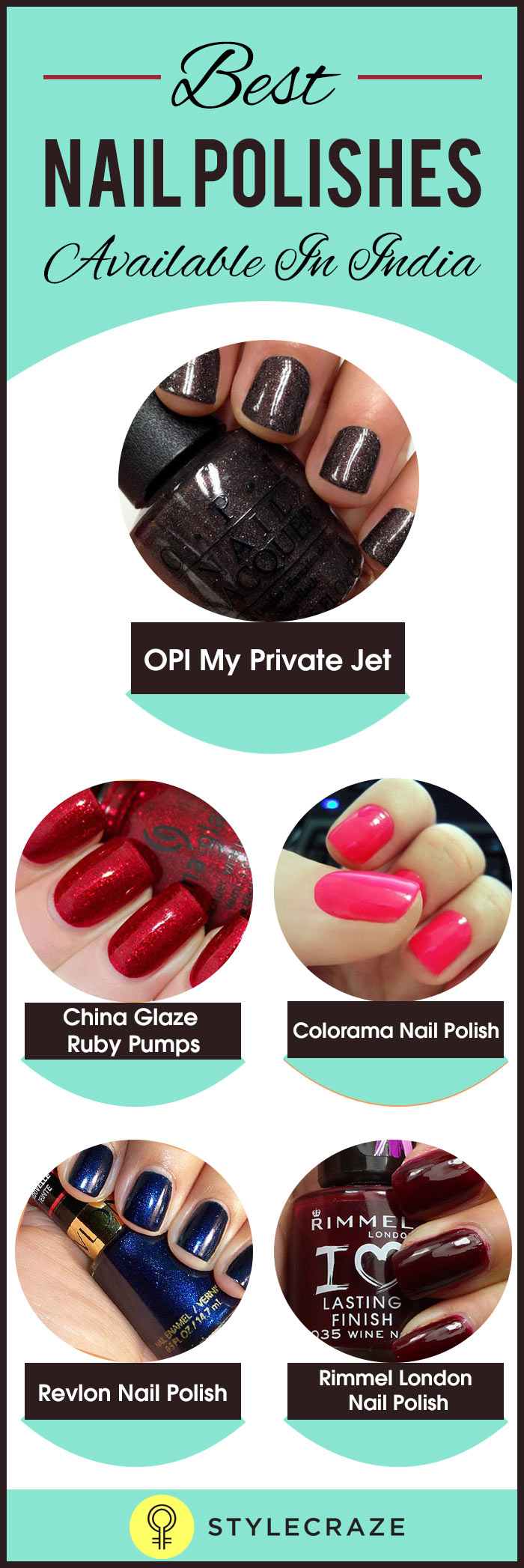 10 Best Nail Polishes In India 2018 Update With Reviews Nail