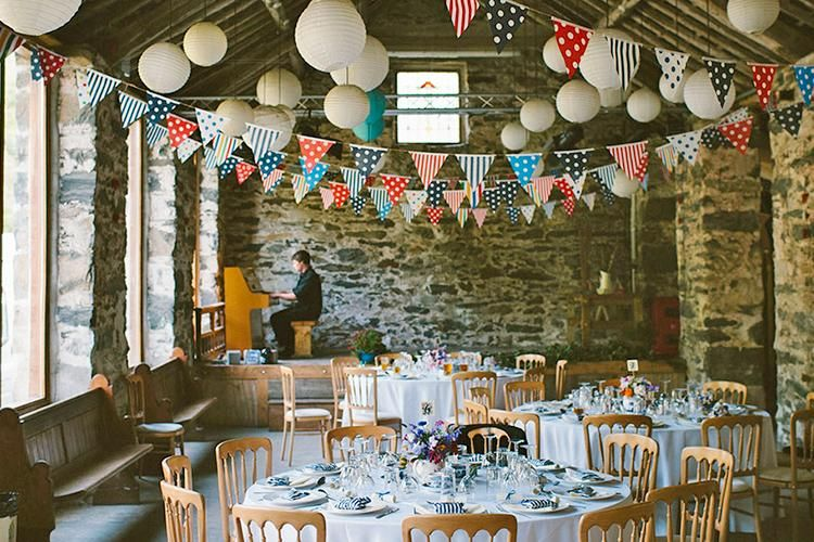 Barns at Llyn Gwynant Campsite   Rustic barn wedding ...