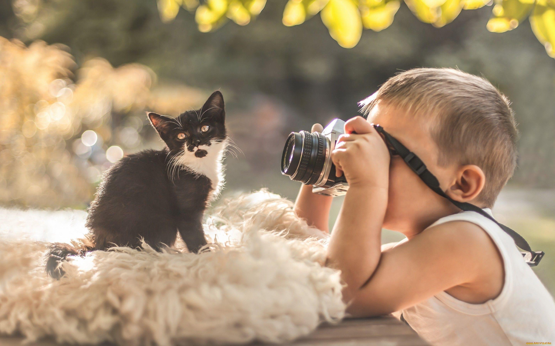 Забавные картинки для детей с животными