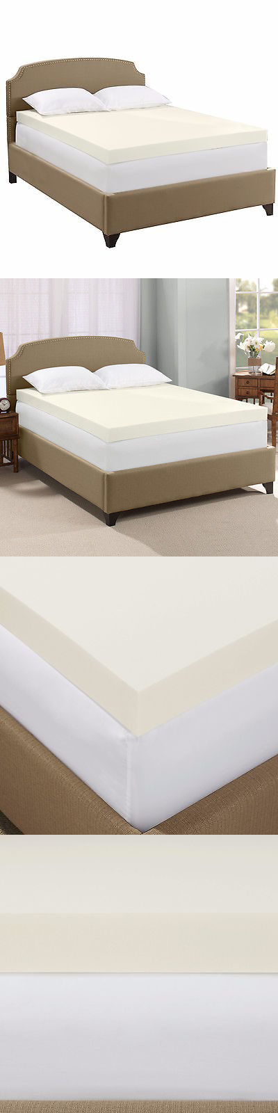Mattress Pads And Feather Beds 175751 Serta Ultimate 4 Inch Visco