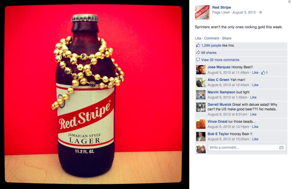 Enter Password Beer Red Stripe People Like