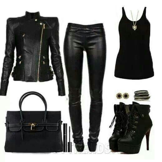 leather !!