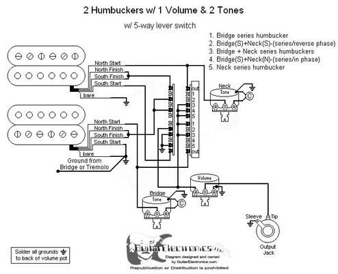 2 Humbuckers 5 Way Switch Wiring Diagram from i.pinimg.com