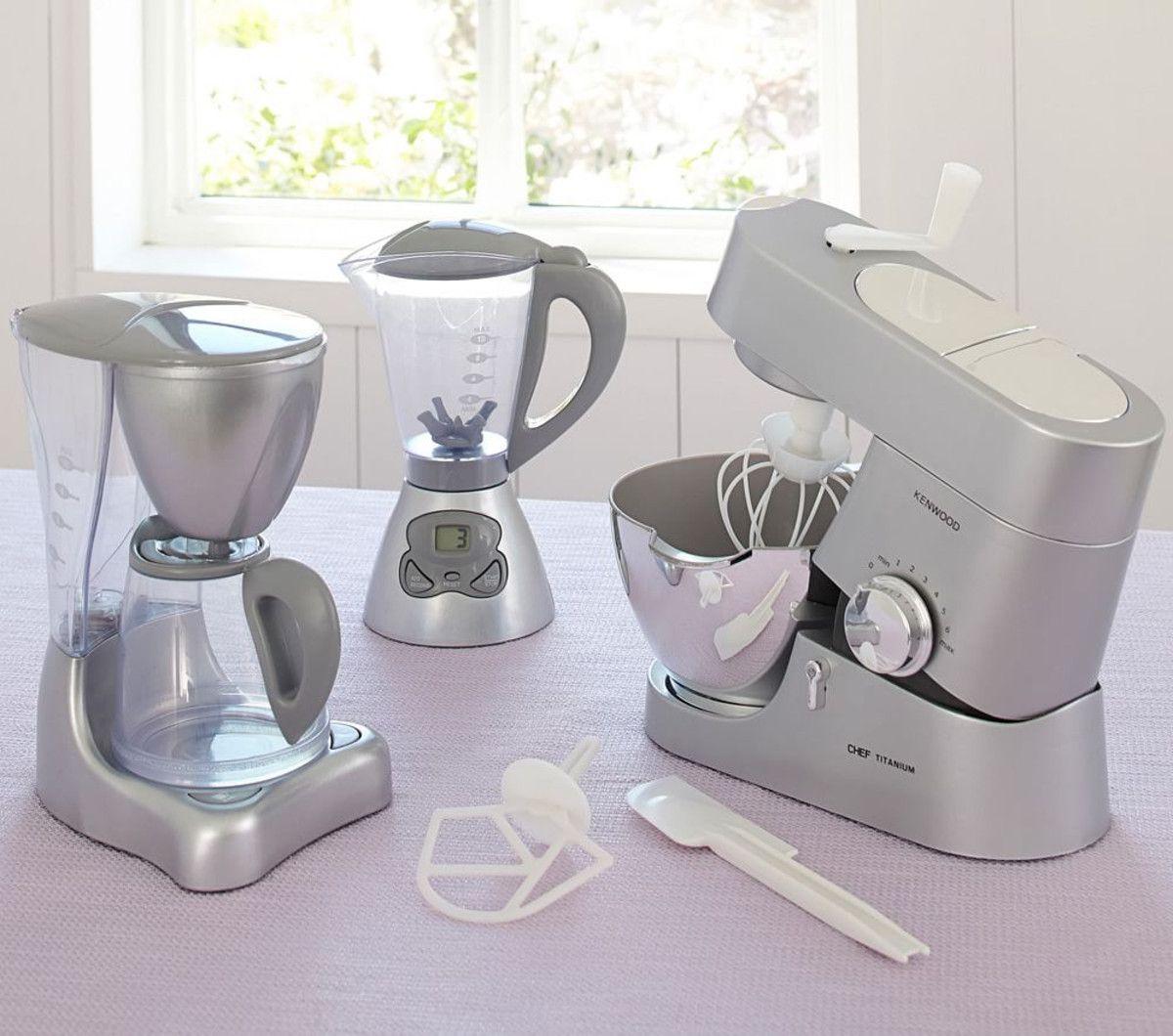 Silver Kitchen Appliances | Kids | Pinterest | Pretend play, Kids ...