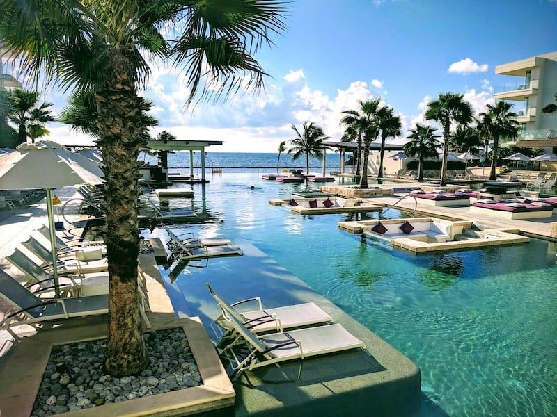 The Best All Inclusive Resorts In Cancun And Riviera Maya Best Cancun Resorts Best All Inclusive Resorts Cancun Resorts