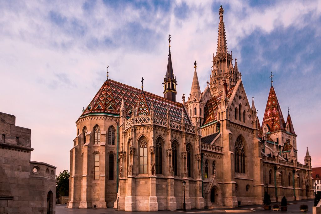 Budapest, Hungary (by Grzegorz Paskudzki)