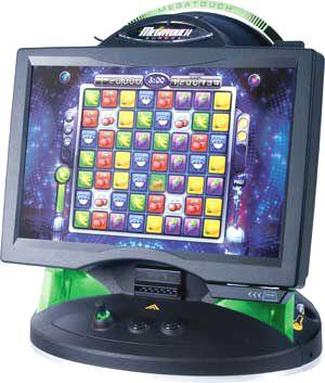 New Touchscreen Countertop Video Bar Top