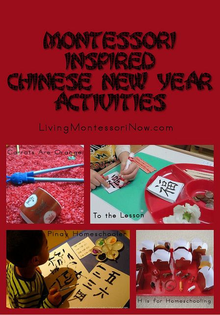 Activity Of The Week Archives Livingmontessorinow Com Chinese New Year Activities New Years Activities Chinese New Year Crafts