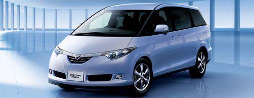 Toyota Sienna Hybrid