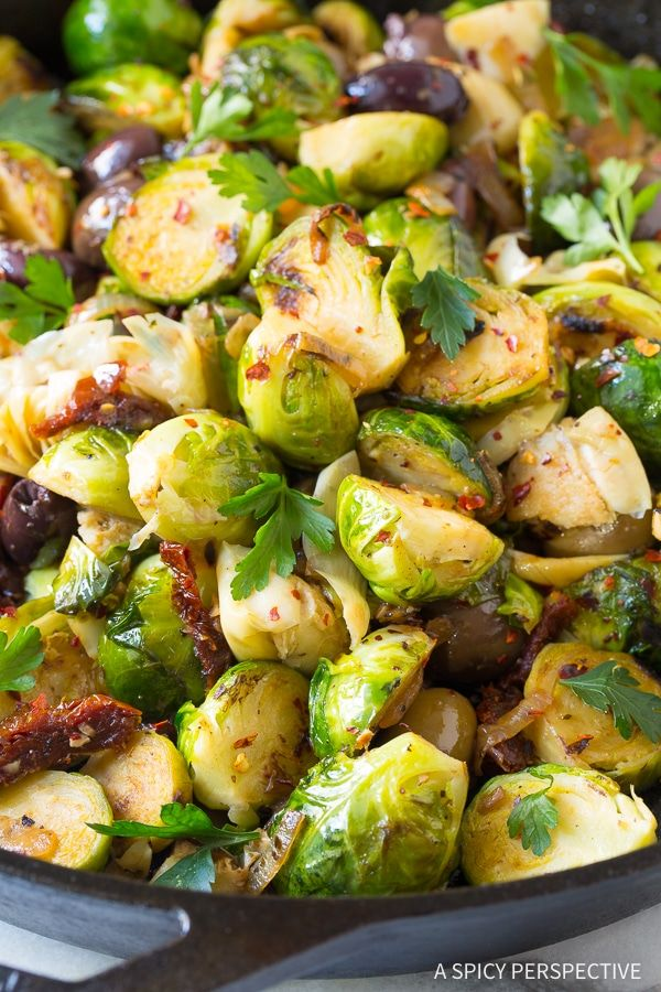 Brussel Sprout Recipes Stovetop Gluten Free