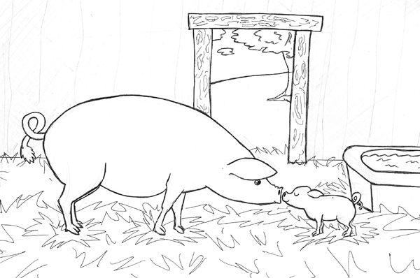 Ausmalbilder Baby Schweine Http Www Ausmalbilder Co Ausmalbilder Baby Schweine Ghost Chair Ghost Decor