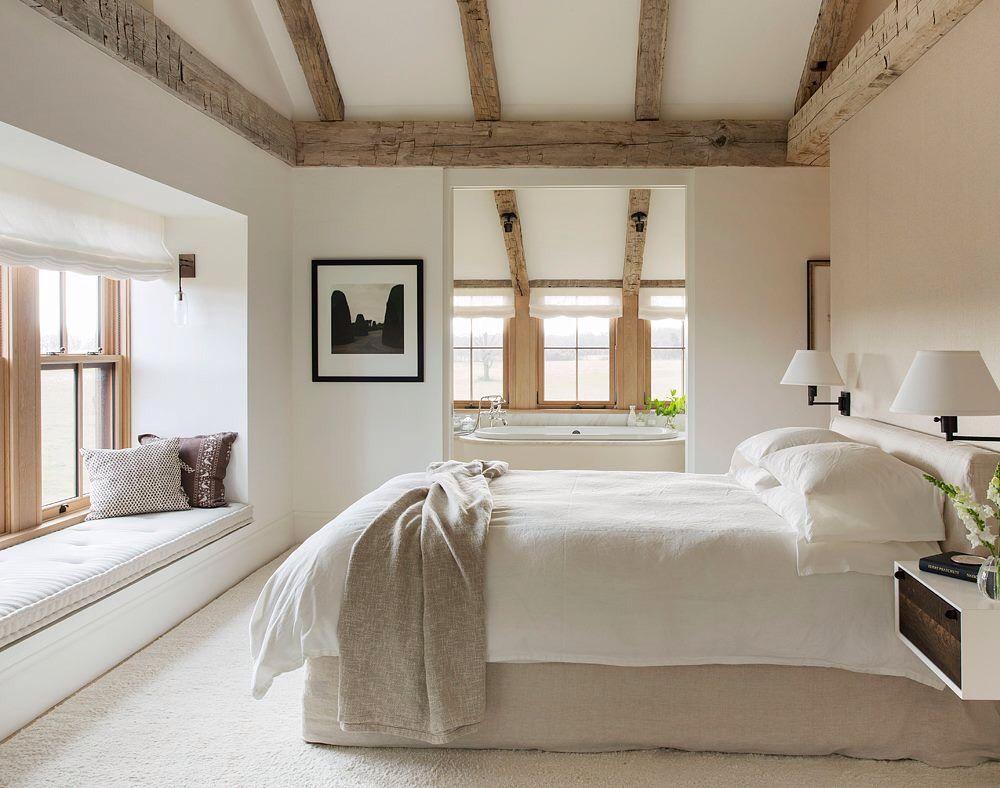 Camera Da Letto Rustica Moderna : Weekend retreat camera da letto stanza da letto arredamento