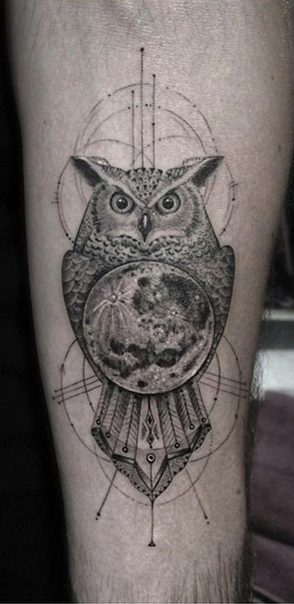 Bohemian tattoo