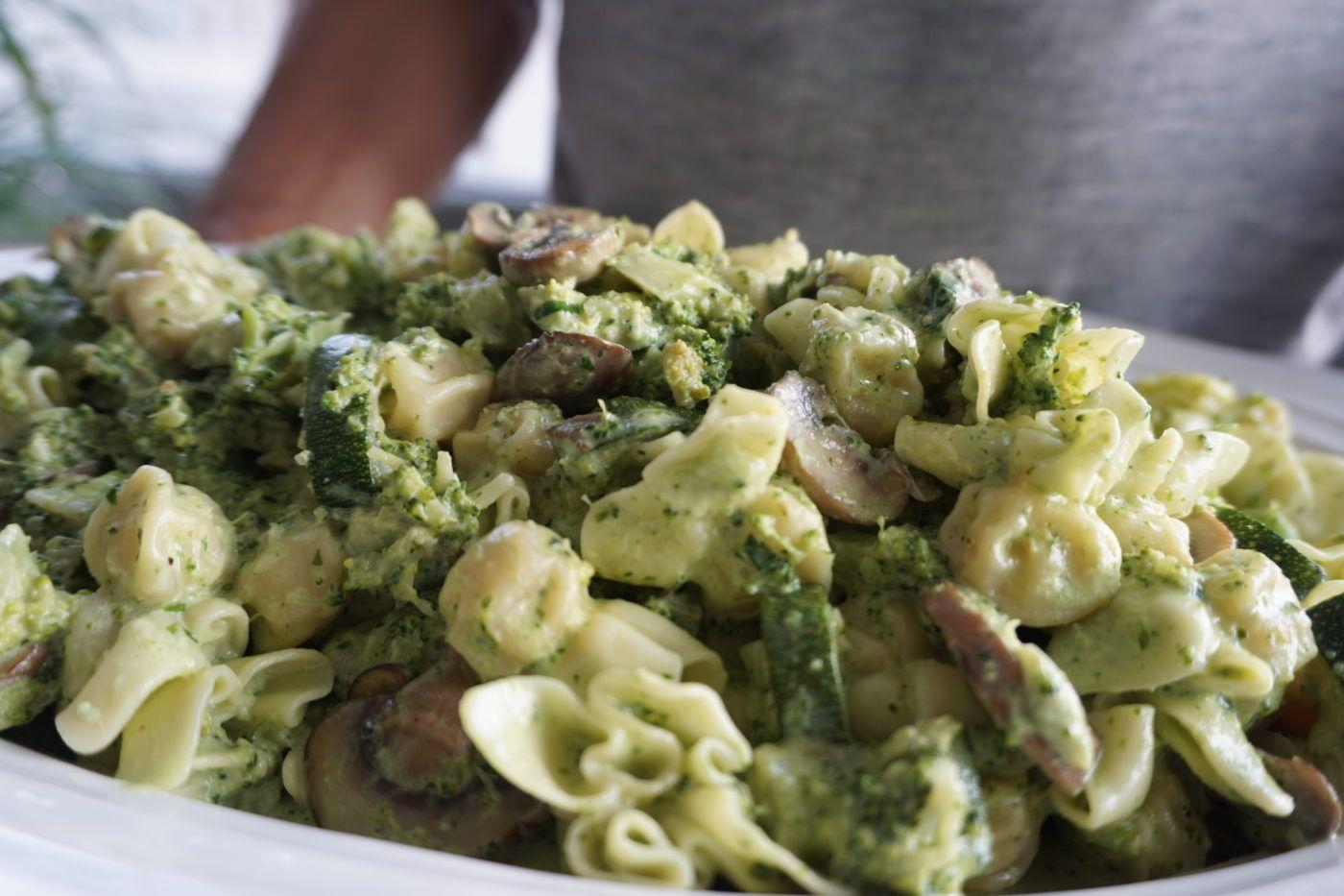 one pot pasta funkygine