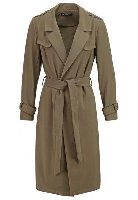 Dein stylisher Begleiter für kühle Tage. Miss Selfridge FLUID  - Trenchcoat - dark green für 84,95 € (16.02.16) versandkostenfrei bei Zalando bestellen.