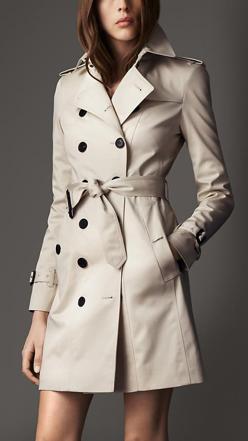 Long Slim Fit Stretch Cotton Trench Coat Burberry Trench Coats Women Trench Coat Burberry Trench Trench coats never, ever go out of style, and yesstyle's women's trench coats are updated season after season with fresh embellishments, details and tailoring. trench coat burberry trench