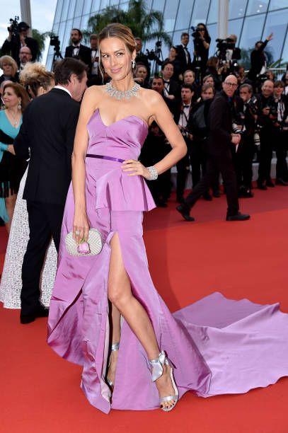 ", Swedish model Elsa Hosk arrives for the screening of the film ""A…, Anja Rubik Blog, Anja Rubik Blog"