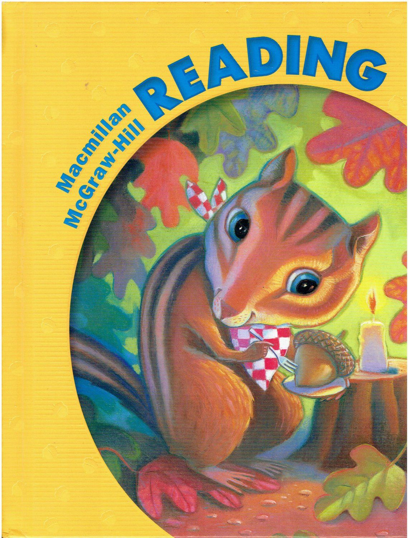 Macmillan Mcgraw Hill Reading 1 Book 2 1st Grade 1 2