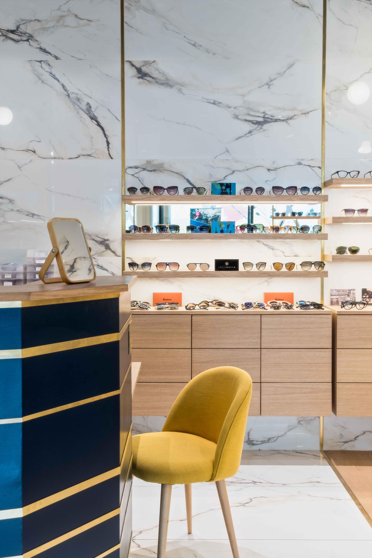 a89b2fbbee Les collectionneurs opticiens - GCG ARCHITECTES Design De Magasin, Agencement  Magasin, Opticien, Salon