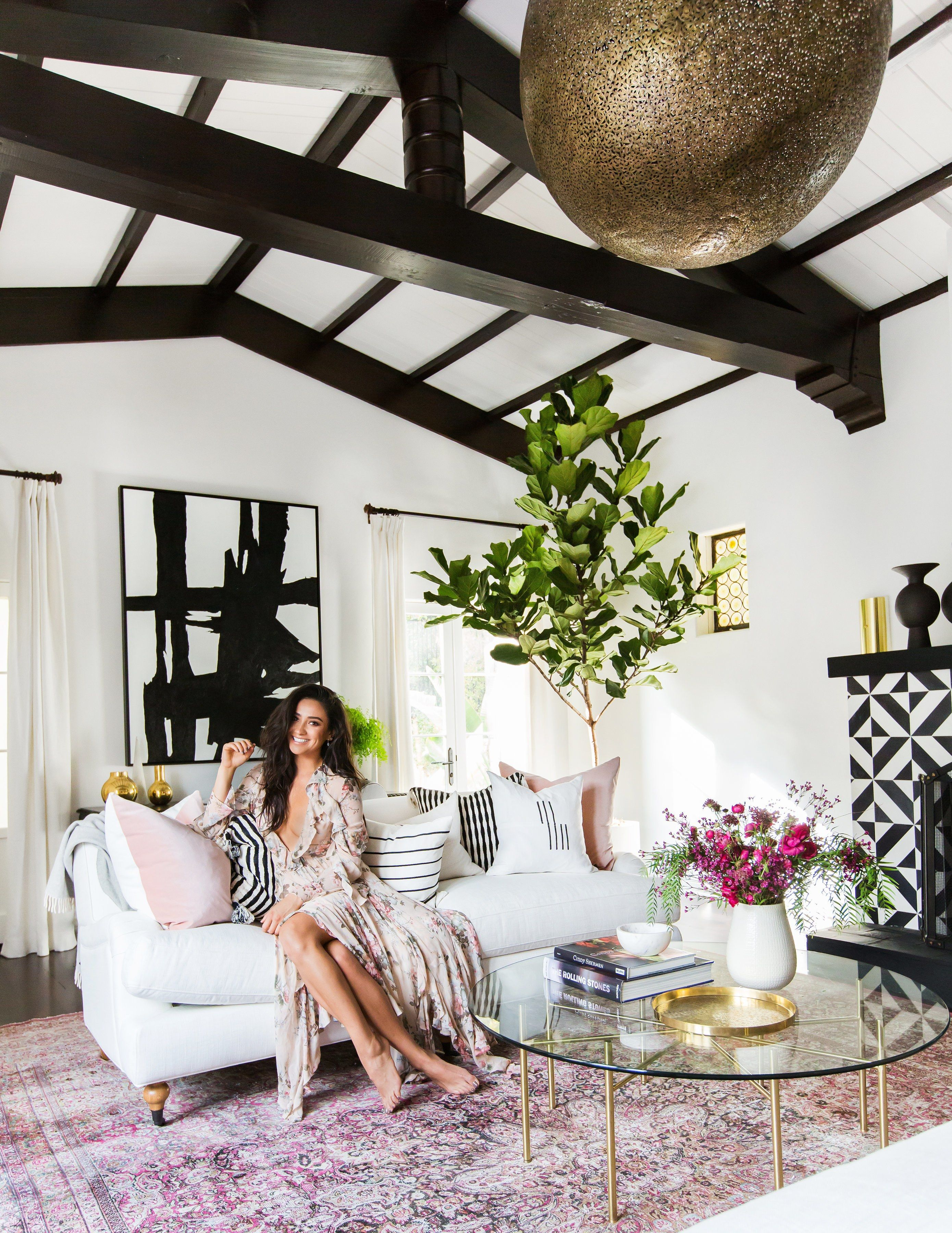 Inside Pretty Little Liars Star Shay Mitchell S House In