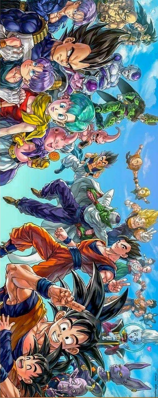 Dragon Ball Z Characters Anime Dragon Ball Super Anime Dragon Ball Dragon Ball Wallpapers