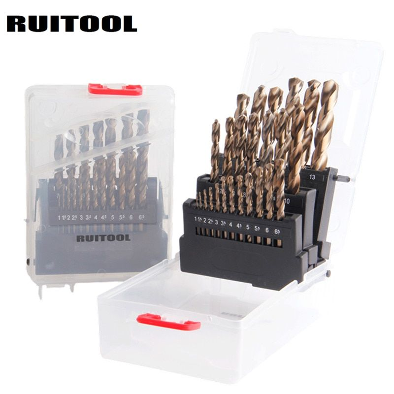 Pin On Drill Bit