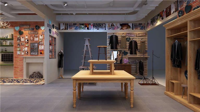 Custom Retail Interiors Shop Fittings Amp Fixtures For Garment Stores Retail Interior Shop Interiors Retail Interior Design