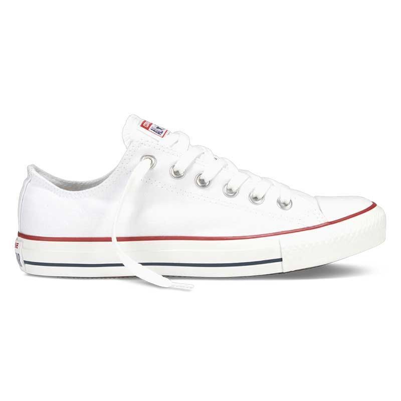 Converse All Star Ox Optic White Unisex | Chuck taylors ...