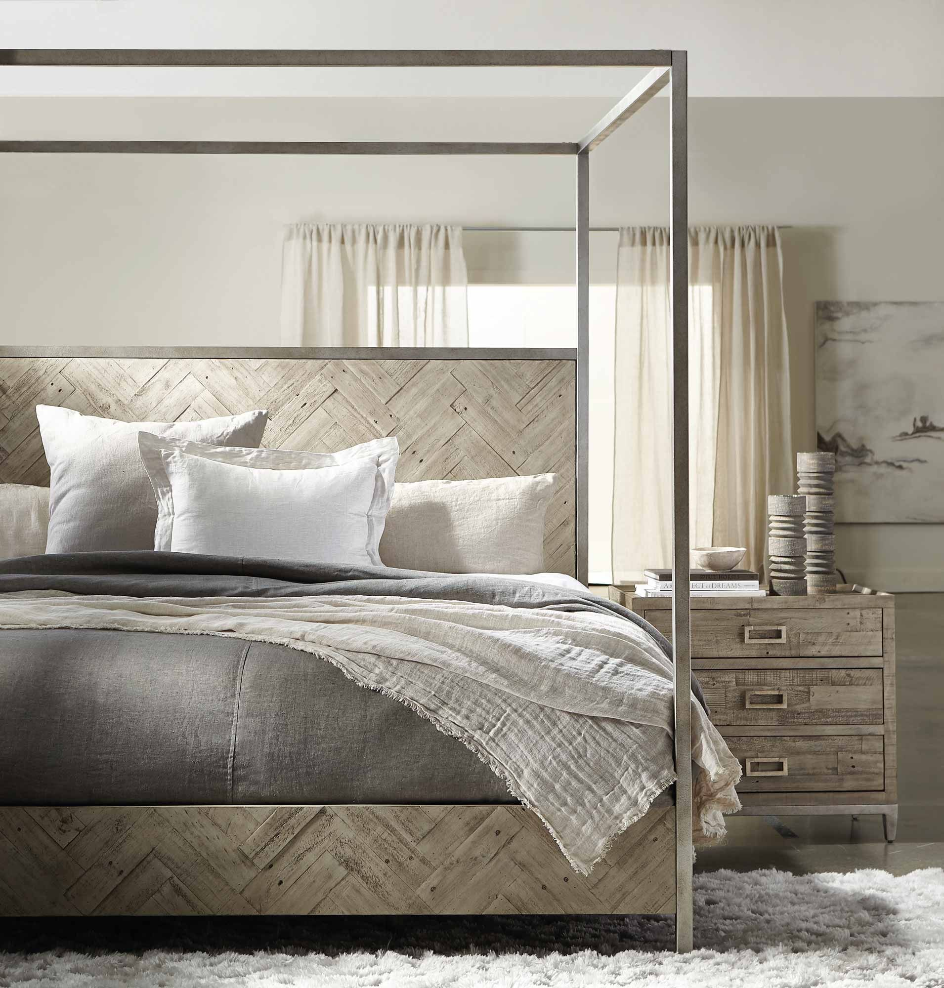 Highland Park Milo Bed Shaw Bedroom Bernhardt Interiordesign