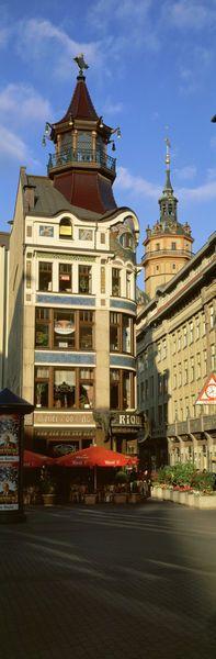 Cafe Riquet Leipzig Germany Leipzig Dresden Stadt