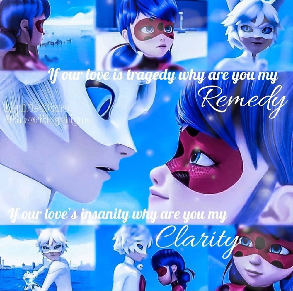 Liquifiedstars On Instagram Chat Blanc Clarity Edit