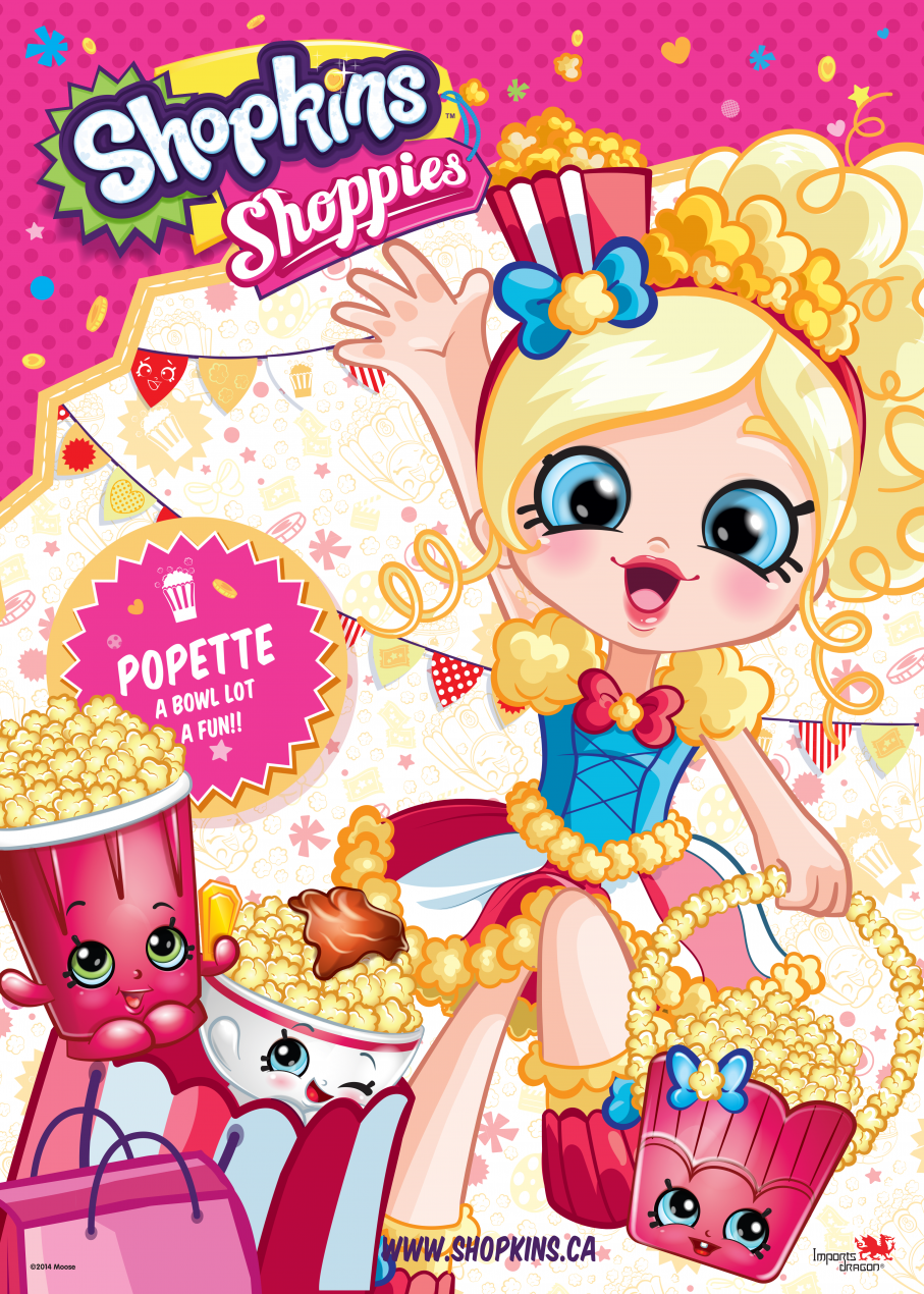 Shoppies Poster Popette FAOL ID