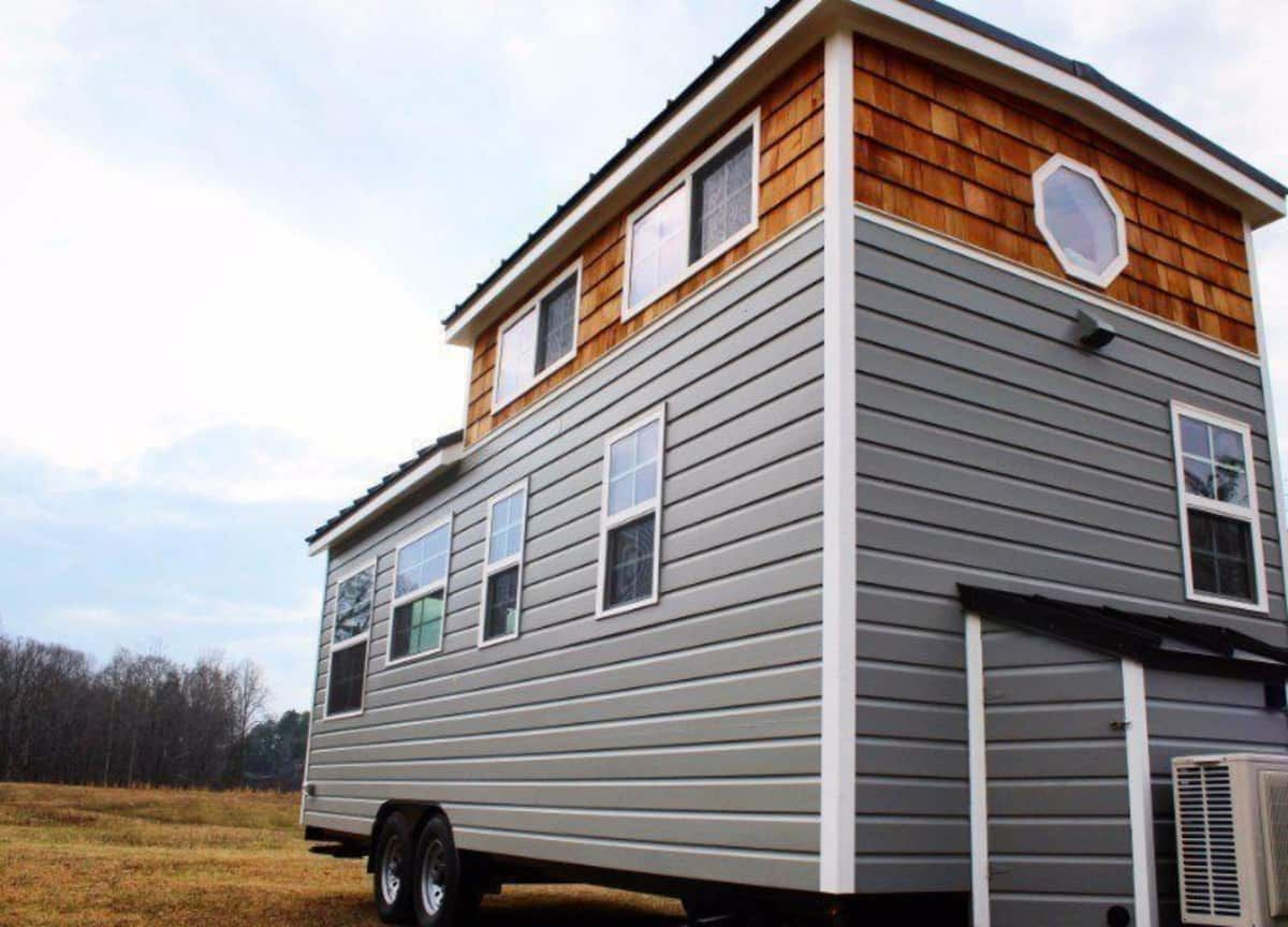 The Sprout - 24' Luxury Tiny House - Tiny House for Sale ...