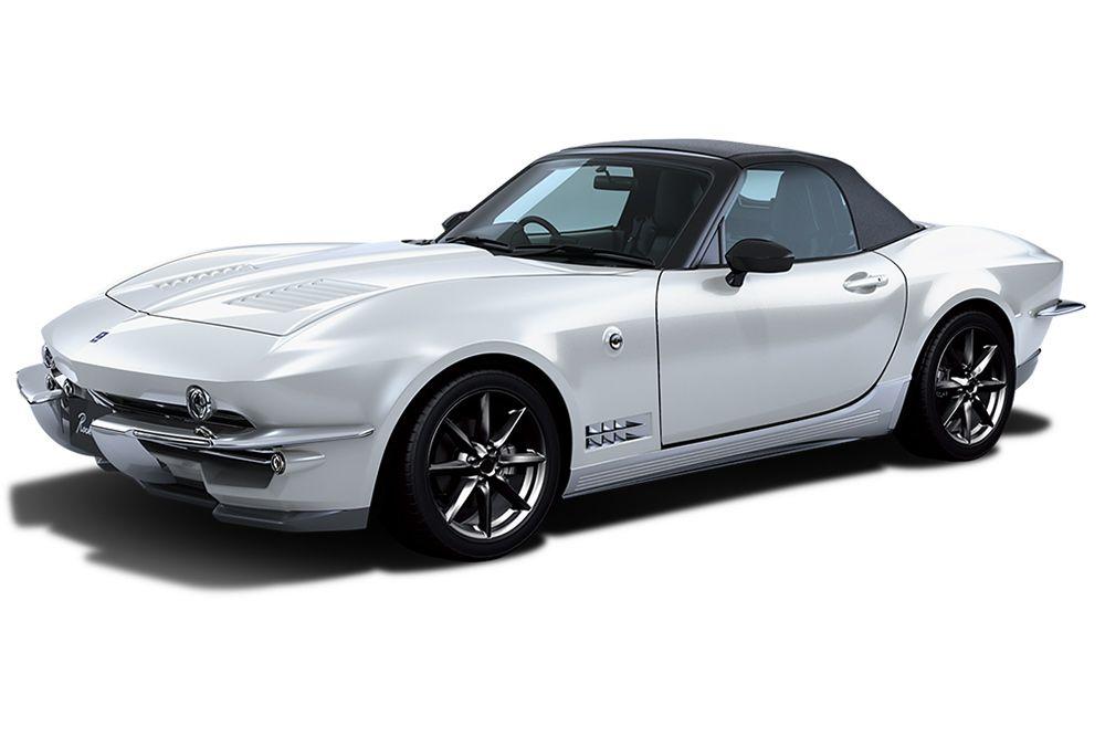 うぉぉマジで U S A 光岡さんすげぇ 古き良きアメ車風の 新型車 ロックスター を発売 ユーノスロードスター 自動車 新型車