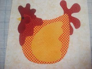 Chicken Quilt Block Swap Blocks Are In The Mail Chicken