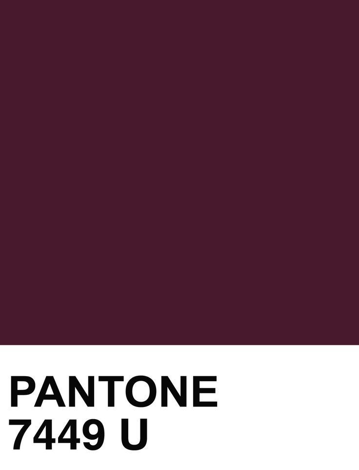 Red Wine Colour Pantone Cerca Con Google