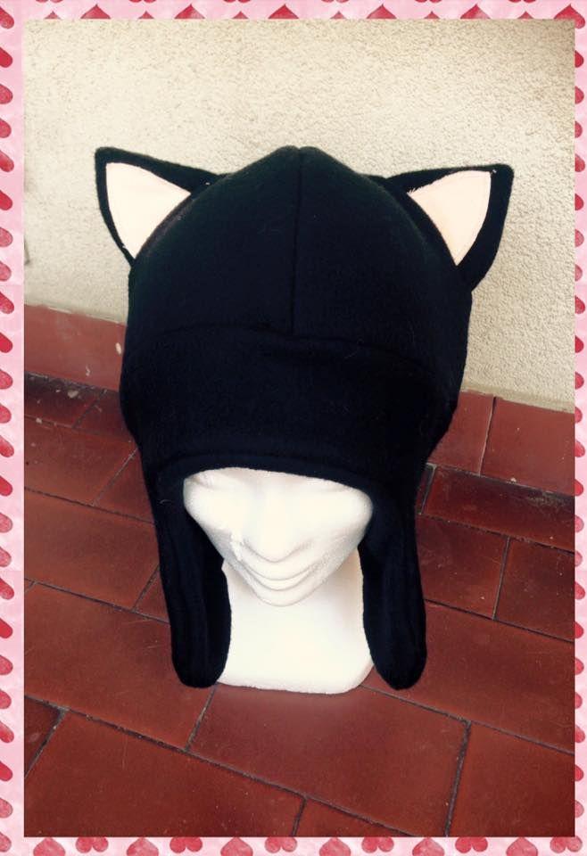 Cat-Hat  Cappello da gatto.