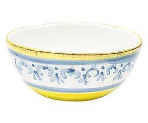 Set di 2 ciotole colazione in terracotta Limoni - D 16 cm