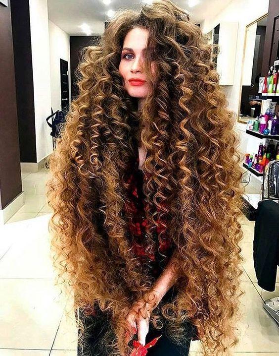 Pin On Beautiful Women With Long Hair