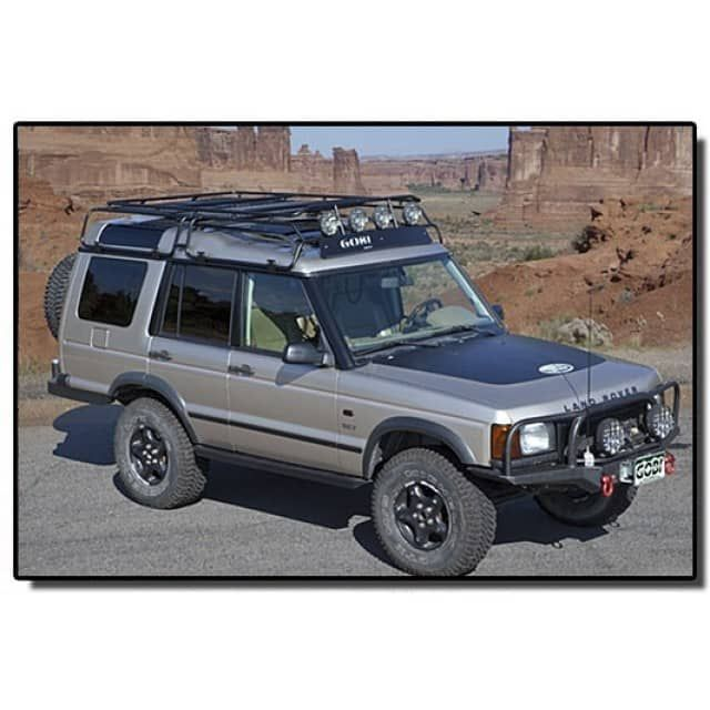 Gobi Land Rover Discovery Ranger Roof Rack 1999 2004 Land Rover Discovery Series Ii Gobi Special Order T Land Rover Land Rover Discovery Land Rover Discovery 1