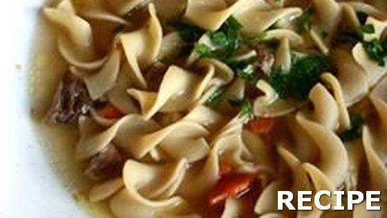 Photo of Beef Noodle Soup Recipe Recipe : #Beef #Noodle #Soup #Recipe…