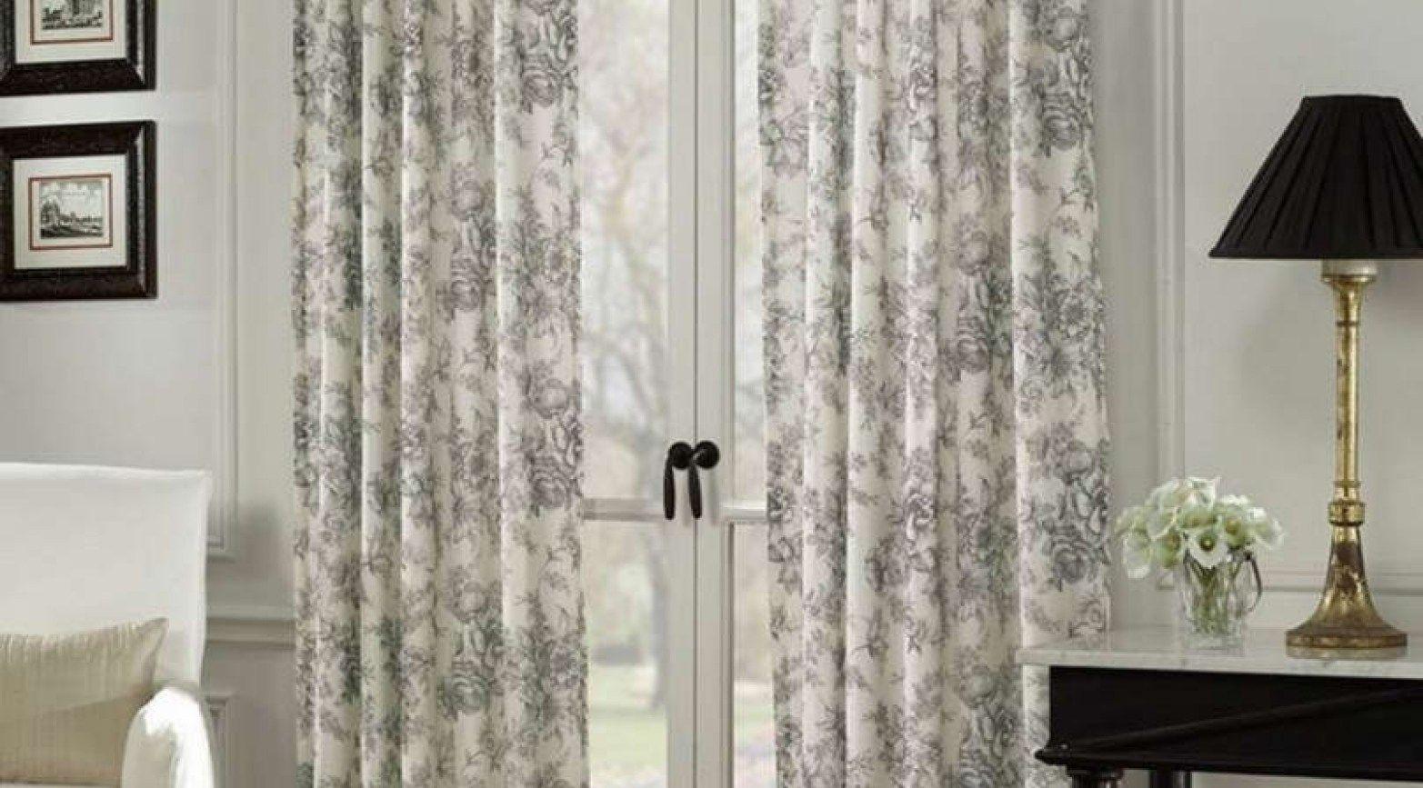 Standard Sliding Glass Door Curtain Size Sliding Glass Door