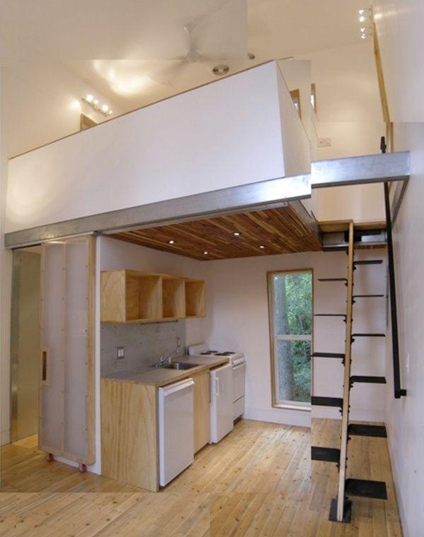 Simple Tiny House Layout Loft House Design Loft House House