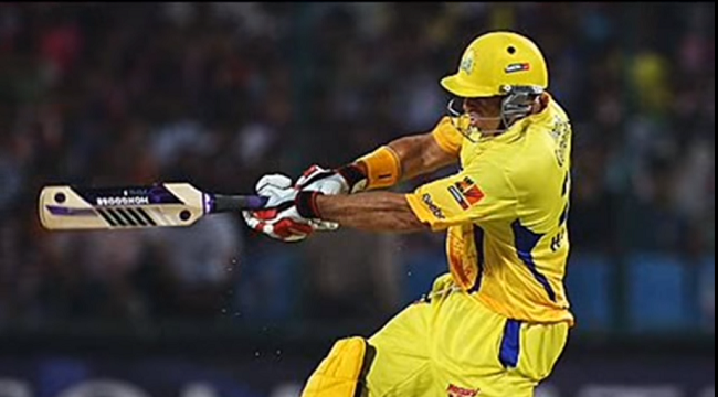 Former CSK Batsman reveals that MS Dhoni requested him for