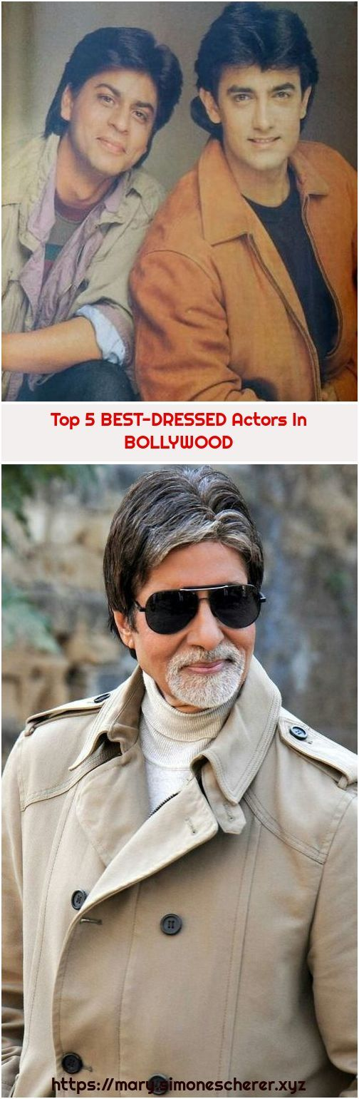 Top 5 BESTDRESSED Actors In BOLLYWOOD Source by  2 Top 5 BESTDRESSED Actors In BOLLYWOOD Source by